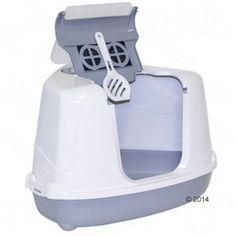 Moderna Products Flip Corner - Maison de toilette pour chat - zooplus