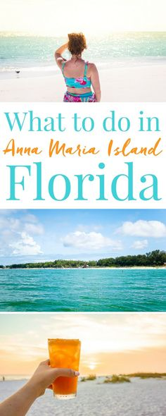 Anna Maria Island is the perfect vacation destination, a little sliver of heaven between Tampa Bay and the Gulf of Mexico. You'll stuff your face, soak up some sun, swim with manatees, shop til you drop, and sail through the clouds (almost), it's bound to be a trip for the books!