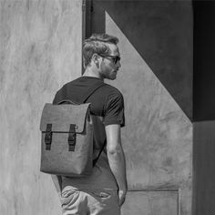 Giveaway: Win a Carter backpack from Mad Rabbit Kicking Tiger. Architect turns his hand to bag design, creates something fresh. Posted By ACCLAIM Staff | 16-Oct-2014 - See more at: http://www.acclaimmag.com/style/giveaway-win-mad-rabbit-kicking-tiger-carter-backpack/
