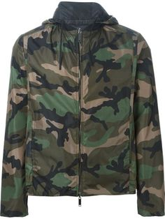 VALENTINO Camouflage Jacket. #valentino #cloth #jacket