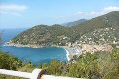 #Biliking from Resort La Francesca the #cinqueterre #Liguria