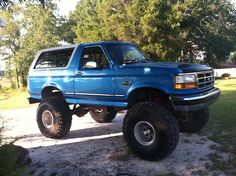 1994 Ford Bronco $1 Possible Trade - 100592047 | Custom Lifted Truck Classifieds | Lifted Truck Sales