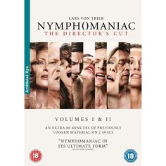 http://ift.tt/2dNUwca | Nymphomaniac - Directors Cut DVD | #Movies #film #trailers #blu-ray #dvd #tv #Comedy #Action #Adventure #Classics online movies watch movies  tv shows Science Fiction Kids & Family Mystery Thrillers #Romance film review movie reviews movies reviews