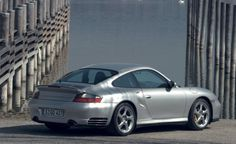 A 911 Turbo with the previously optional power upgrade, with larger turbochargers, uprated intercoolers and revised ECU. Porsche 996 Turbo, 911 Turbo S, Twin Turbo, Manual Transmission, Carrera, Water, Cars, Automotive Design, Gripe Water