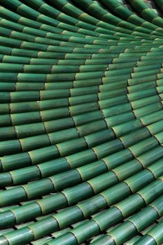 ~~Kek Lok Si temple in Penang ~ bamboo detail by Bertrand Linet~~