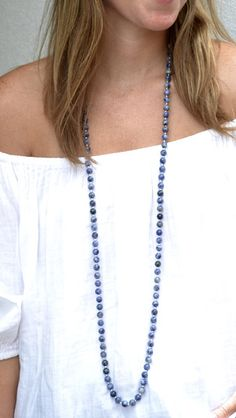 Madeline Beaded Necklace