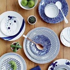 Imagine all things coastal, everyday! With sets of six distinctive prints inspired by the coast, Royal Doulton's Pacific collection will transform your everyday dining experience into a laid-back nautical tale in an urban setting. Available in our online shop and in-store. #summer #foodie #inspo #westcoast #vancouver #yvr #vancity #tabletop #southgranville #dinnerware #quality #luxury #interiordesign #design #home #homedecor #minimal #blue #ocean #beach #nautical #coastal #everyday…