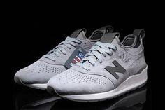 New Balance 997 Reengineered (Grey) –Sneaker Freaker