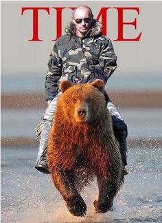 Путин - «их всё»!