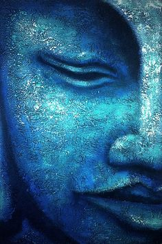 """You will find that it is necessary to let things go; simply for the reason that they are heavy. So let them go, let go of them. I tie no weights to my ankles."" ~ C. JoyBell C. By: Cris Wick Title: 'Blue Buddha' <3 lis"