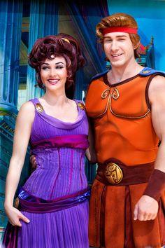 hercules and meg costumes - FunPict.com