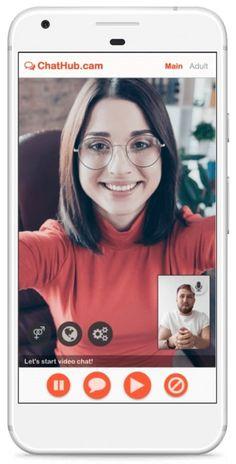 ChatHub: Omegle Alternative - Free Random Video Chat
