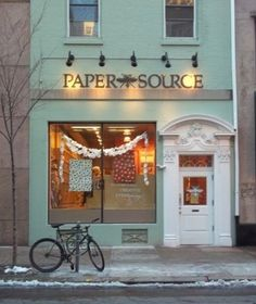 Paper Source (various locations, including Walnut St in Philadelphia)