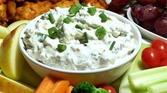 Ντιπ τυριού (blue cheese η ροκφόρ)