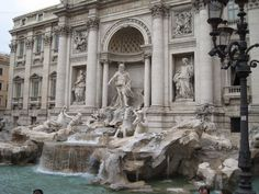 Trevi Fountain, throw a coin over your shoulder and make a wish, wish to always remember this day.