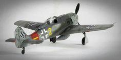 Fw 190A-8 Hasegawa 1/72