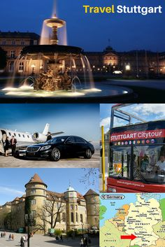 Stuttgart is a vibrant & interesting city, whether for business or for pleasure. Chauffeur Service is available from driveLINE