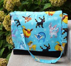 Kids Messenger Bag • WeAllSew • BERNINA USA's blog, WeAllSew, offers fun project ideas, patterns, video tutorials and sewing tips for sewers and crafters of all ages and skill levels.