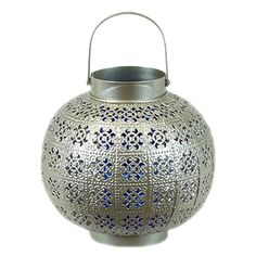 I pinned this Azul Lantern from the Urban Trends event at Joss and Main!