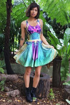 Water Nymph Skater - $79.00 AUD