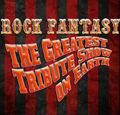 ROCK FANTASY...THE GREATEST TRIBUTE SHOW ON EARTH @ HOOTERS