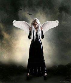78 best angel wallpapers images on pinterest dark angels fallen dark angels creatures in heaven fandeluxe Images
