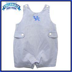Adorable Kentucky #Embroidered Boys Bubble