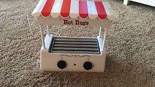 Nostalgia Electrics Vintage Collection Old Fashioned Hot Dog Roller & Bun Warmer Price: USD 14.99   UnitedStates