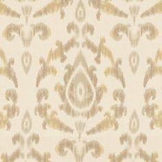 Como Ikat Dijon Sunbrella® Fabric by the Yard $38