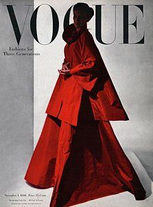 A Vogue Cover Of A Woman Wearing A Red Art Print by Horst P. All prints are professionally printed, packaged, and shipped within 3 - 4 business days. White Aesthetic, Aesthetic Vintage, Aesthetic Photo, Aesthetic Gif, Aesthetic Grunge, Vogue Magazine Covers, Vogue Covers, Vintage Vogue, Vintage Fashion