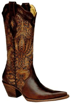 Thinking I may want some cowgirl boots this year!