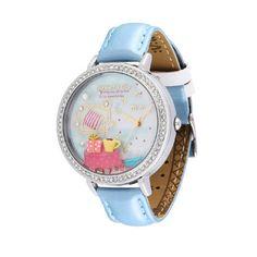 Design Polymer Clay Bear Mini Fashion Lady Watch $25.99 https://sweetbox.storenvy.com