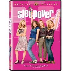 Sleepover (Special Edition) - DVD