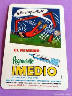 CALENDARIO - FOURNIER - 1975 - PEGAMENTO IMEDIO (VER FOTO ADICIONAL)