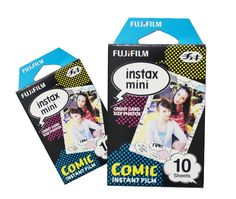 Find More Film Information about Fujifilm Instax Mini Film Comic for Fuji Instant Camera Mini Neo 90 8 7s 25 55i SP 1 300 Photo Paper 10 Sheets,High Quality film box,China film necklace Suppliers, Cheap film brush from Photography store on Aliexpress.com
