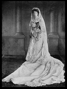 Wedding day : Margaret