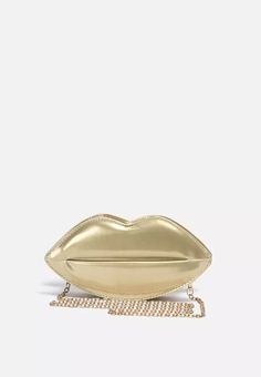 Loose Lips Clutch Bag