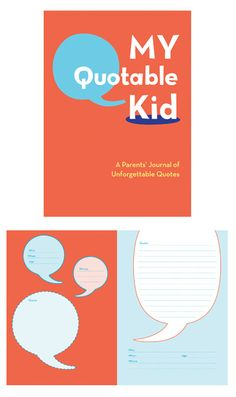 Book to write kids' unforgettable quotes! Omg, I know my kids will have plenty. Funny Quotes For Kids, Funny Kids, Kid Quotes, Unforgettable Quotes, Things Kids Say, Raising Kids, Little People, New Moms, Mom And Dad