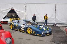 Ferrari 512 BB/LM (s/n 32129)