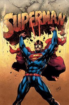 Ed Benes - Superman