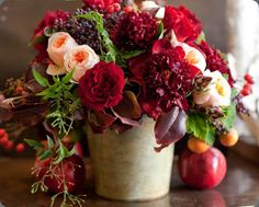 Click on through for more autumn color inspirations.....