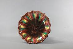 Vintage Art deco Fruit Bowl Pottery Ceramic Bowl by Vinteology Pottery Bowls, Ceramic Bowls, Irish Pottery, Vintage Home Decor, Vintage Art, Art Deco Design, Love Art, Geometric Shapes, Decorative Bowls
