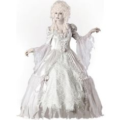 Ghost Lady Elite Collection Adult Costume by Buy Costumes. Available at http://www.buycostumes.com