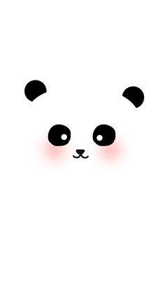 "Check out my project: ""cute panda & polar bear illustration phone wallpaper"" www. Panda Wallpaper Iphone, Cute Panda Wallpaper, Handy Wallpaper, Bear Wallpaper, Cute Disney Wallpaper, Emoji Wallpaper, Cute Cartoon Wallpapers, Kawaii Wallpaper, Cute Wallpaper Backgrounds"