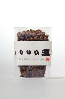 小笠原産のコーヒー豆のパッケージにAIJPを採用 | アワガミファクトリーだより