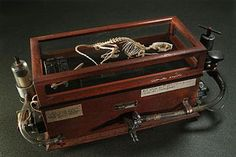 Heres my idea..I'll get angel articulated after she dies, in the pose of her laying down. And ill build a gorgeous steampunk type case like this, but it'll be my living room table. Talk about a conversation peice xP