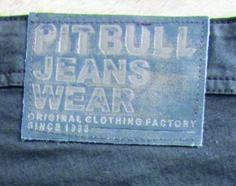 etiqueta de cintura para jeans.