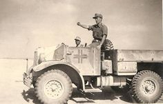 Beutefahrzeug Canadian Chev. or Ford CMP (Canadian Military Pattern) 4x4 truck with the upper cab completely removed.