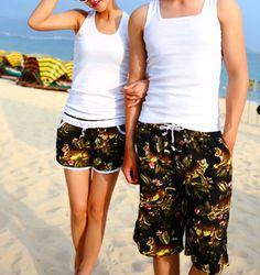 Beach men and women casual vest – Tepayi