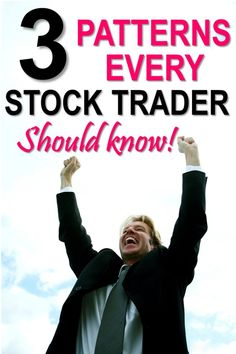 Learn these three trading patterns that can help you make a ton of money stock trading today!